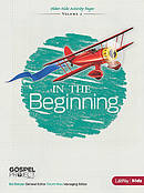 In The Beginning Activity Pages for Older Kids