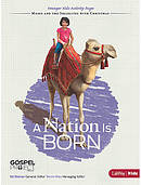 A Nation is Born Younger Kids Activity Sheets