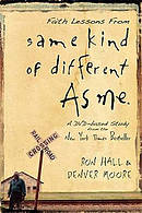 Faith Lessons From Same Kind Of Different as Me DVD