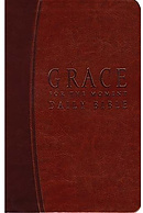 NCV Grace For The Moment Daily Bible: LeatherSoft