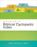 Nelsons Biblical Cyclopedic Index