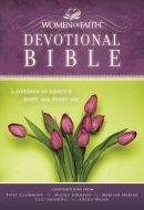 NKJV The Women Of Faith Devotional Bible: Hardback