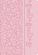 NKJV Women of Faith Devotional Bible: Pink, Leather-look
