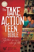 Take Action Teen Bible-NKJV