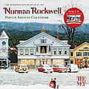 Norman Rockwell Pop-Up Advent Calendar