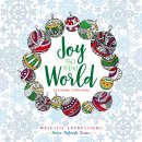 Joy To The World Colouring Book