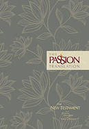 The Passion New Testament Floral Edition