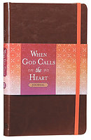 When God Calls The Heart (Devotional Journal)