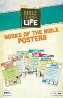 Bible Studies for Life: Kids Books of the Bible Posters