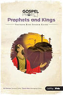 Prophets And Kings: Younger Kids Leader Guide