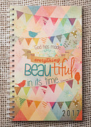 God Has Made Everything Beautiful Planner 2017
