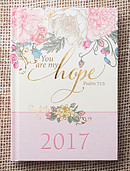You Are My Hope Planner 2017