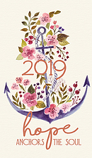 Anchor of the Soul 2019 Planner