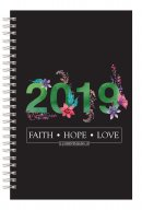 Faith Hope Love 2019 Planner