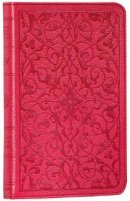 ESV Deluxe Compact Floral Bible: Wild Rose, TruTone