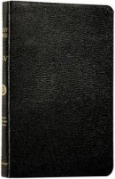 ESV Thinline Bible Genuine Leather Black