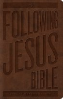 ESV Following Jesus Bible (TruTone, Brown)