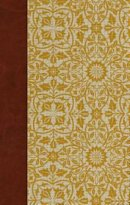 ESV Large Print Personal Size Bible, Cloth over Board (Sunflower)