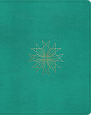 Esv Single Column Journaling Bible (Trutone, Teal, Resplende