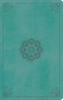 Esv Large Print Value Thinline Bible (Trutone, Turquoise, Em