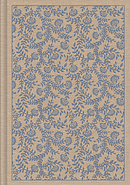 ESV Single Column Journaling Bible, Large Print (Cloth over Board, Flowers)