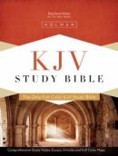 KJV Study Bible: Saddle Brown, Simulated Leather, Indexed