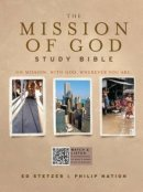HCSB Mission Of God Study Bible