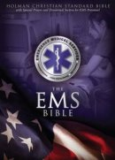 HCSB Emergency Medical Services Bible: Blue, Imitation Leather