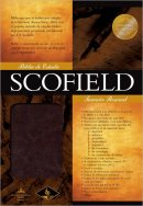 Rvr1960 Scofield Study Bible: Reduced Trim Size, Simulated Leather