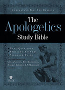 HSCB Apologetics Study Bible: Hardcover
