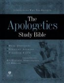 Hcsb Apologetics Study Bible Mahogany Duotone Simulated Leather-indexe