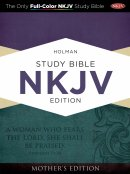 NKJV Mother's Edition, Turquoise Imitation Leather Study Bible