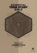 Hcsb Essential Teen Study Bible, Gray Cork Leathertouch, The