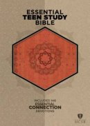 Hcsb Essential Teen Study Bible, Orange Cork Leathertouc, Th