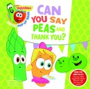 Veggietales: Can You Say Peas And Thank You?, A Digital Pop-
