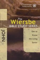 Wiersbe Bible Series John Pb