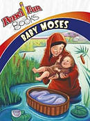 Baby Moses Pencil Fun Books 10 Pack