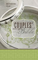 NIV Couples' Devotional Bible: Hardback