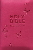 NIV Tiny Pink Bible