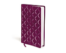 NIV Plum Quilted Bible with