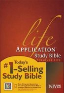 NIV Life Application Study Bible - Personal Size