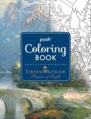 Posh Colouring Book: Thomas Kinkade Painter of Light