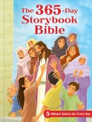 The 365-Day Storybook Bible, Padded