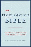 NIV Compact Proclamation Bible