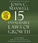 Audiobook-Audio CD-15 Invaluable Laws Of Growth (Unabridged) (Replay)