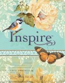 NLT Inspire Colouring Bible