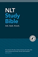 NLT Study Bible HB with Index