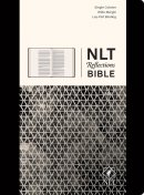 NLT Reflections Bible (Sketchbook Black)