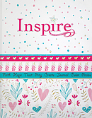 NLT Inspire Bible For Girls
