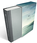 NLT Illustrated Study Bible, Deluxe Linen Edition